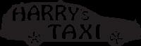 harrystaxi-logo-musta-350